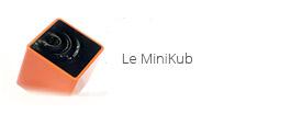 MiniKub e-sylife température et l'hygrométrie de votre maison