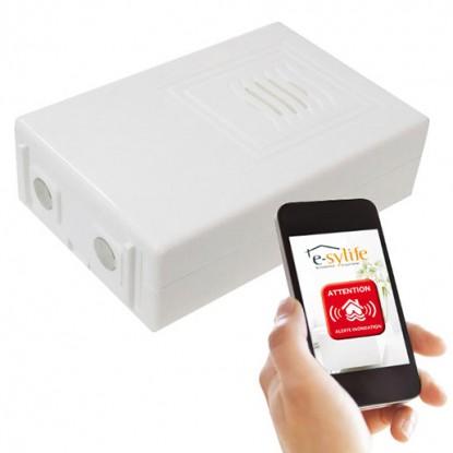 Solution e-sylife pour votre maison connectée – Alarme inondation